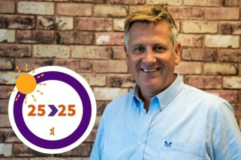 Proud Sponsors of Home Start's 25for25 Campaign