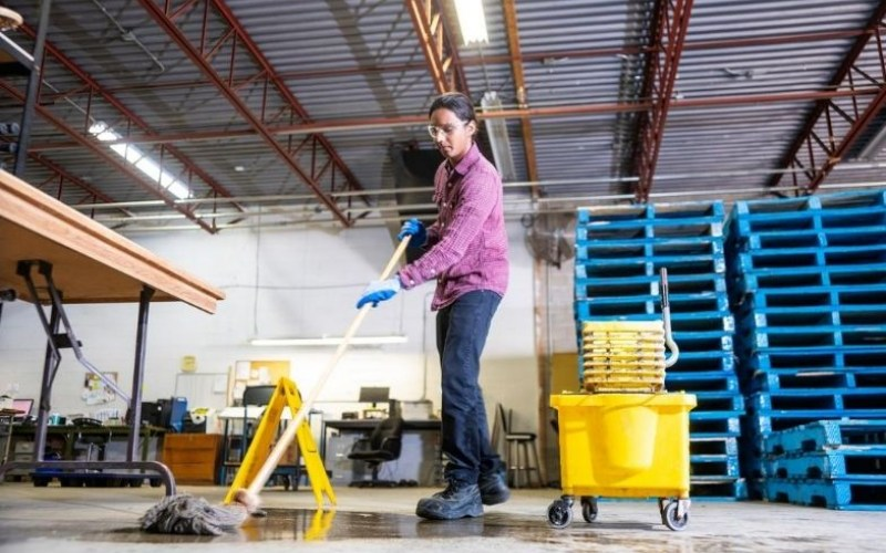 Benefits of a Clean Warehouse