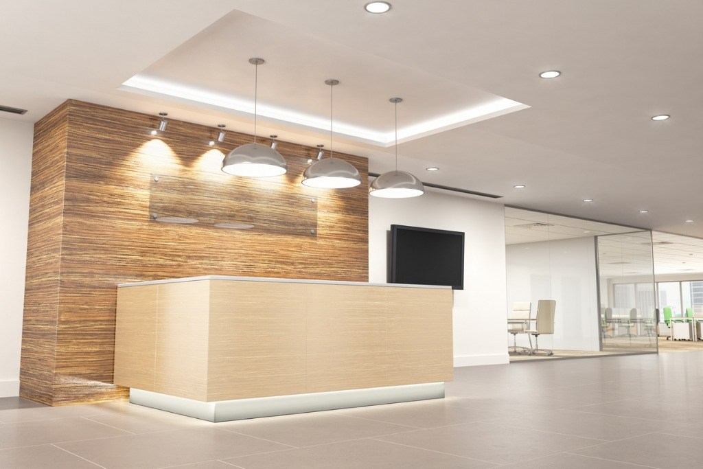 Why reception and entrance cleaning matters