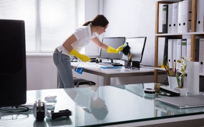 Choosing the Right Commercial Cleaning Contractor