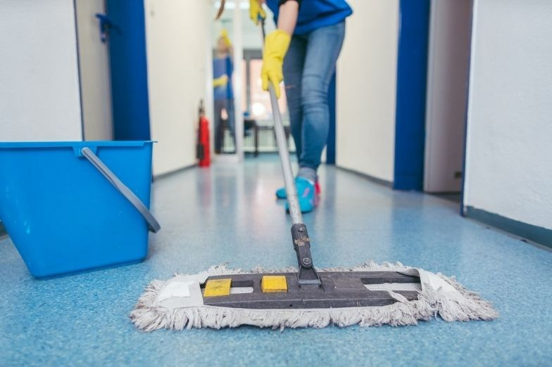 Retail owners: are your offices and staff areas being cleaned regularly?